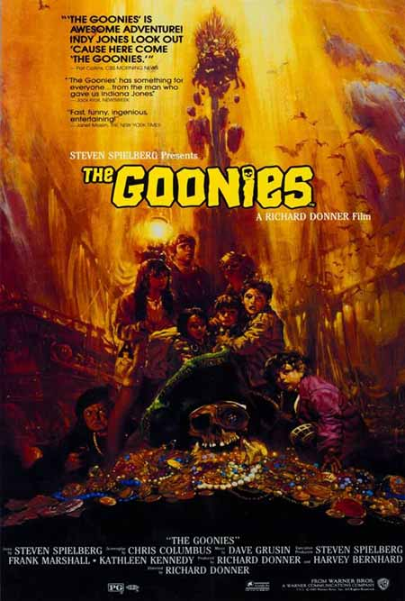 Cartel Los Goonies