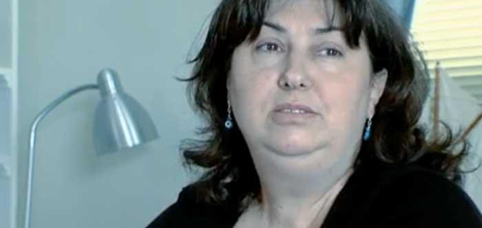 Fatima Luzardo cortometraje Cerca del mar