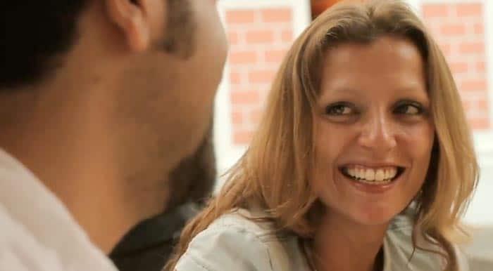 Paloma Fuentes cortometraje Mientras anochece