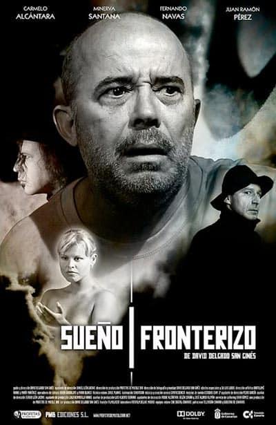 cartel cortometraje Sueño Fronterizo David Delgado San Ginés