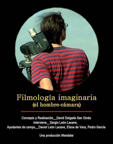 cartel cortometraje filmología imaginaria David Delgado San Ginés