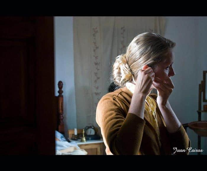 cortometraje La Coruja Guacimara Rodríguez