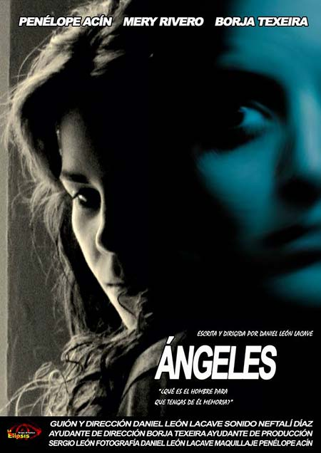 cartel cortometraje Ángeles Daniel León Lacave