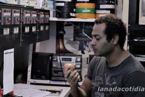 Khaled Kouka La nada cotidiana Fátima Luzardo