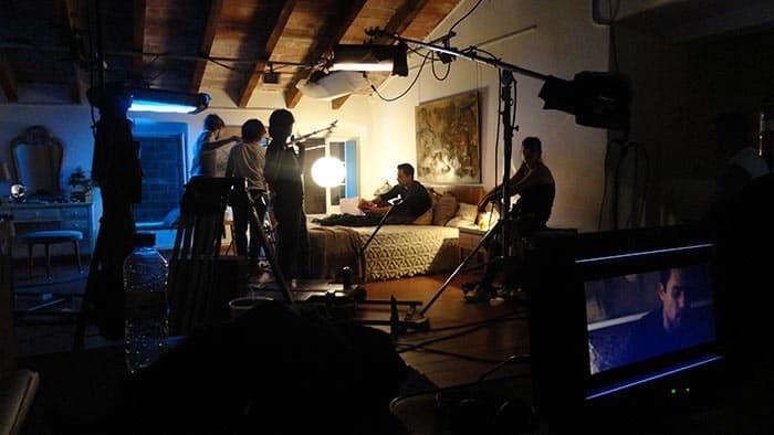 cortometraje Grieta en la oscuridad Xavi Rull