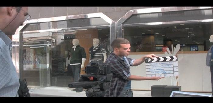 cortometraje Plástico Reciclable Pablo Montenegro