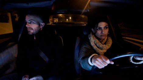 Santi López Elena Sandell cortometraje Nocturno