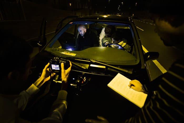 cortometraje Nocturno Rudy Rodríguez