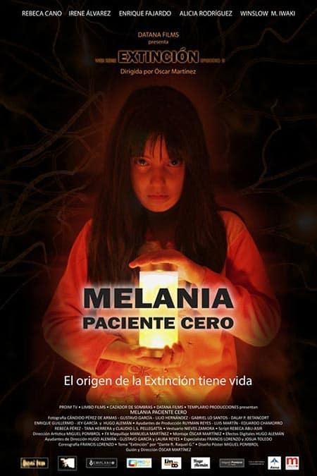 cartel Melania Paciente cero Óscar Martínez Extinción