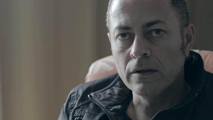 cortometraje Tenemos que hablar Adolfo González