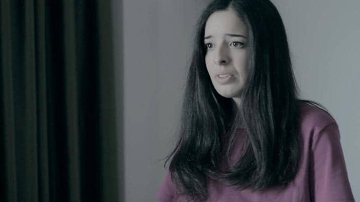 cortometraje Tenemos que hablar Isora Medina