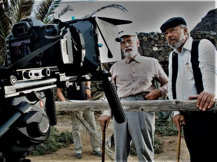 Jose Luis de Madariaga Juancho Aguiar cortometraje El Paseo Carlos Doniz