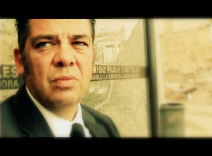 cortometraje El tiro final Carlos Doniz