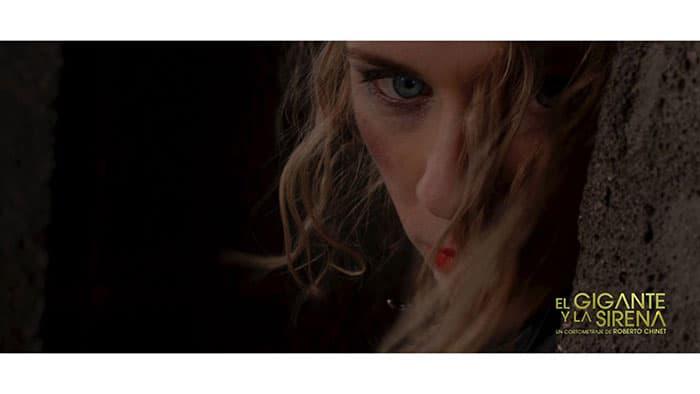 Aida Ballmann cortometraje El gigante y la sirena Roberto Chinet