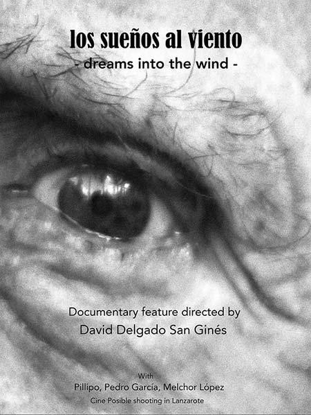cartel documental Los Sueños al Viento