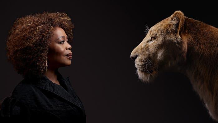 Alfre Woodard Sarabi el rey leon