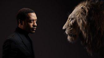 Chiwetel Ejiofor Scar el rey leon
