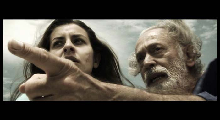 Irene Álvarez José Luis de Madariaga mediometraje Amania