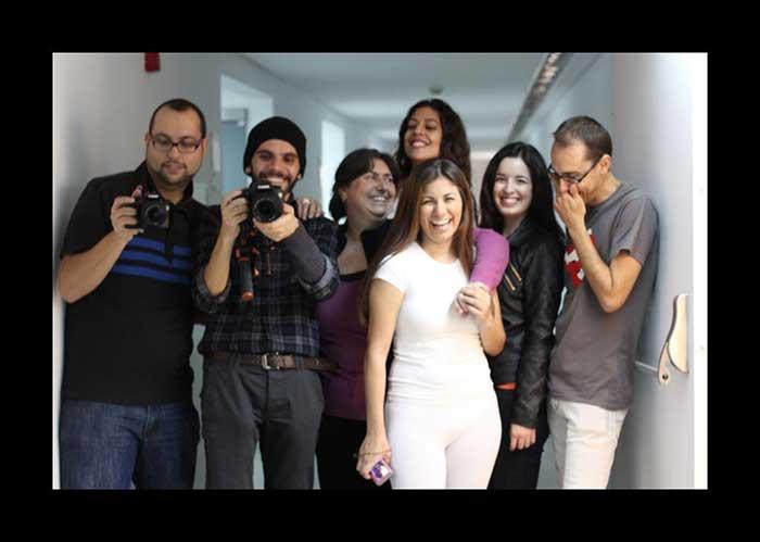 Rescate episodio webserie Extinción Gustavo García Oscar Martínez