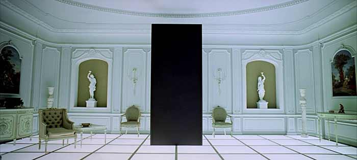 Stanley Kubrick monolito 2001