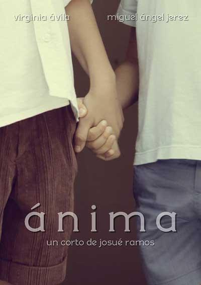 cartel cortometraje Anima Josue Ramos