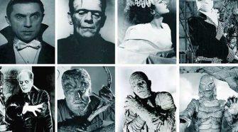 cine de terror de la Universal