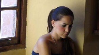 cortometraje Reflejo en Rojo Chantal Rodríguez Josep Vilageliu