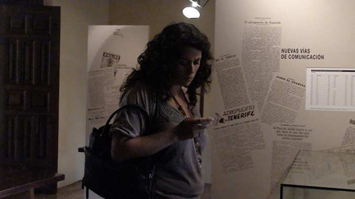 cortometraje Reflejo en Rojo Josep Vilageliu Marina Delgado