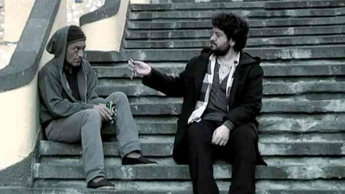 cortometraje Rota Lamberto Guerra Juan Peña
