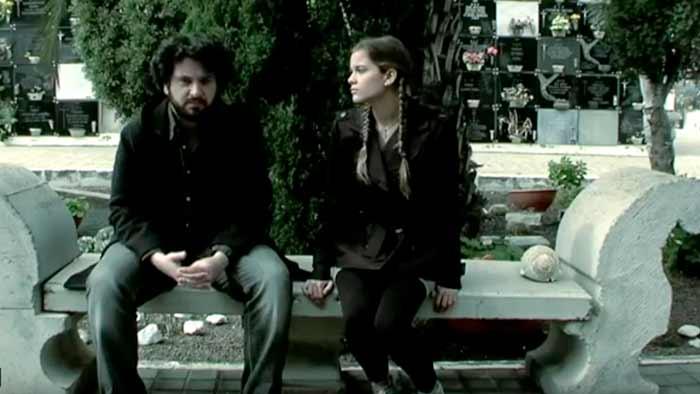 cortometraje Rota Lamberto Guerra Paula Garodri
