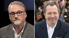 David Fincher Gary Oldman Mank