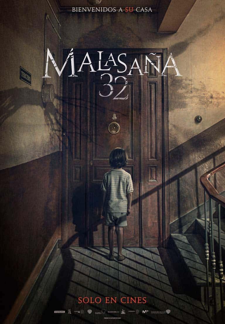 Malasaña 32 poster pelicula