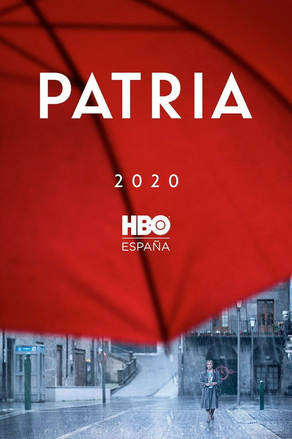 Poster teaser Patria HBO Fernando Aramburu