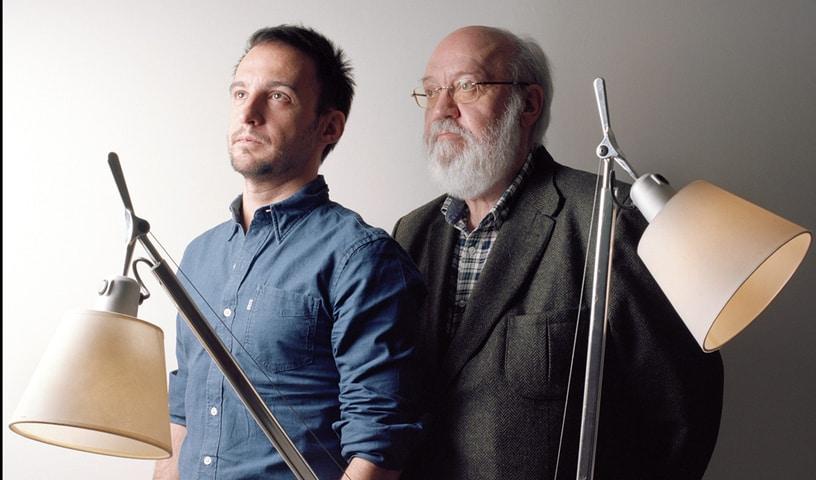 José Luis Cuerda y Alejandro Amenábar